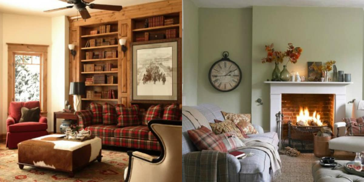 Мебель в стиле Кантри: скромное очарование «бабушкиного» комода