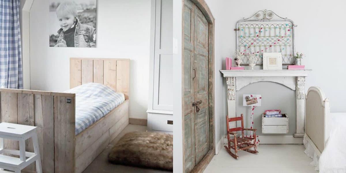 Деревенский стиль в интерьере : скандинавский дизайн