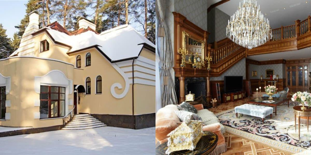 Дом в стиле Модерн: экстерьер