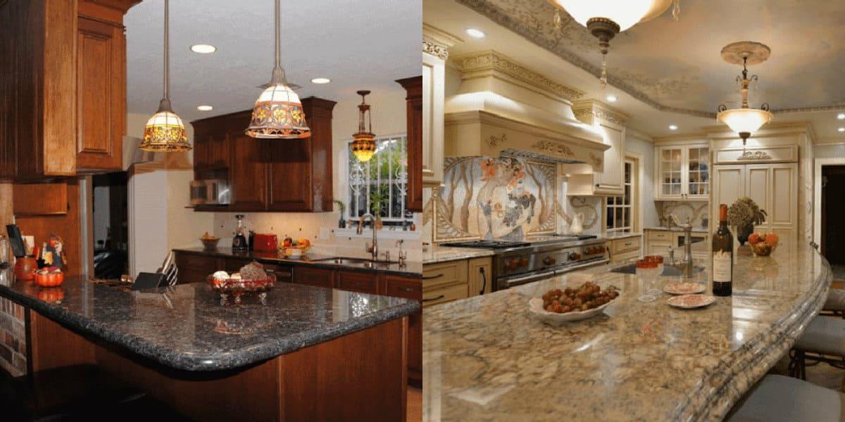 Дом в стиле Модерн: дизайн кухни