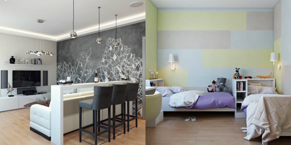 Интерьер в скандинавском стиле: цвет в дизайне