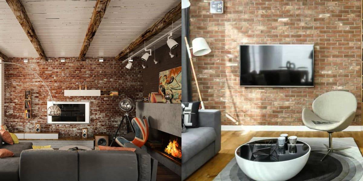 Квартира в стиле Лофт: оригинальная мебель