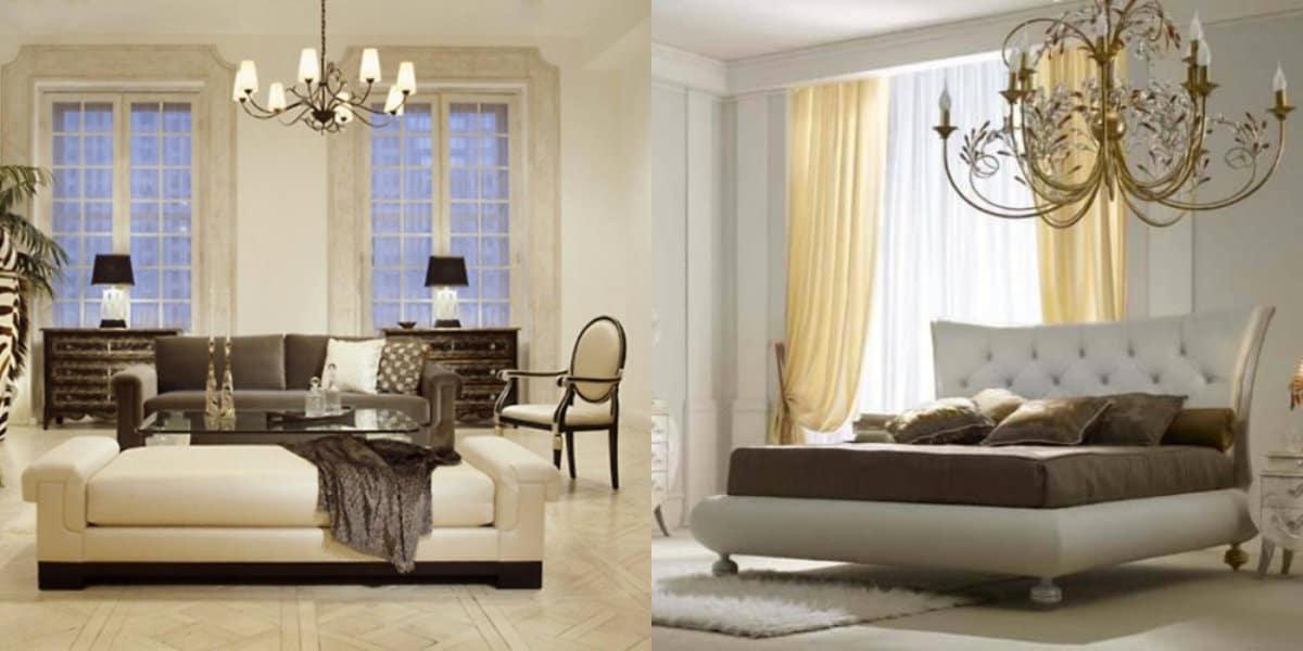 Мебель в стиле Арт деко; изделия из кожи