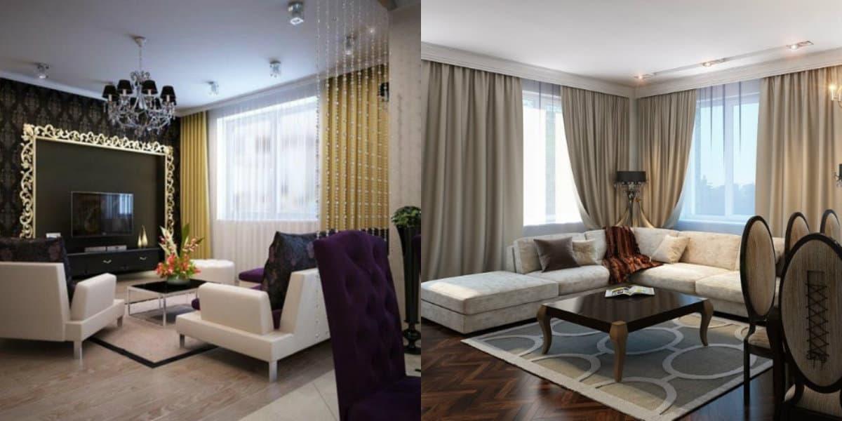 Мебель в стиле Арт деко: мебель гостиной