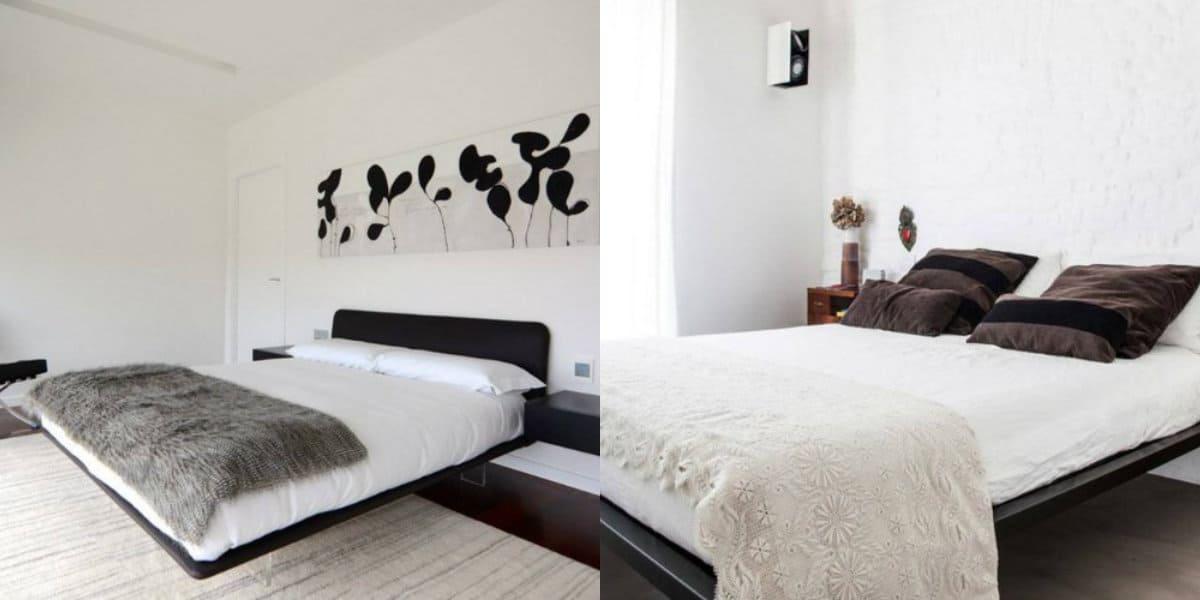 Современный дизайн спальни: кровать