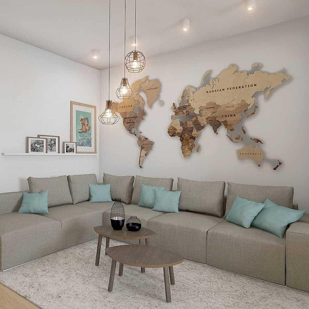 гостиная-в-стиле-минимализм