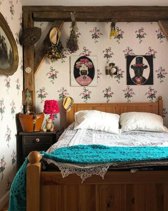 интерьер-спальни-в-стиле-кантри