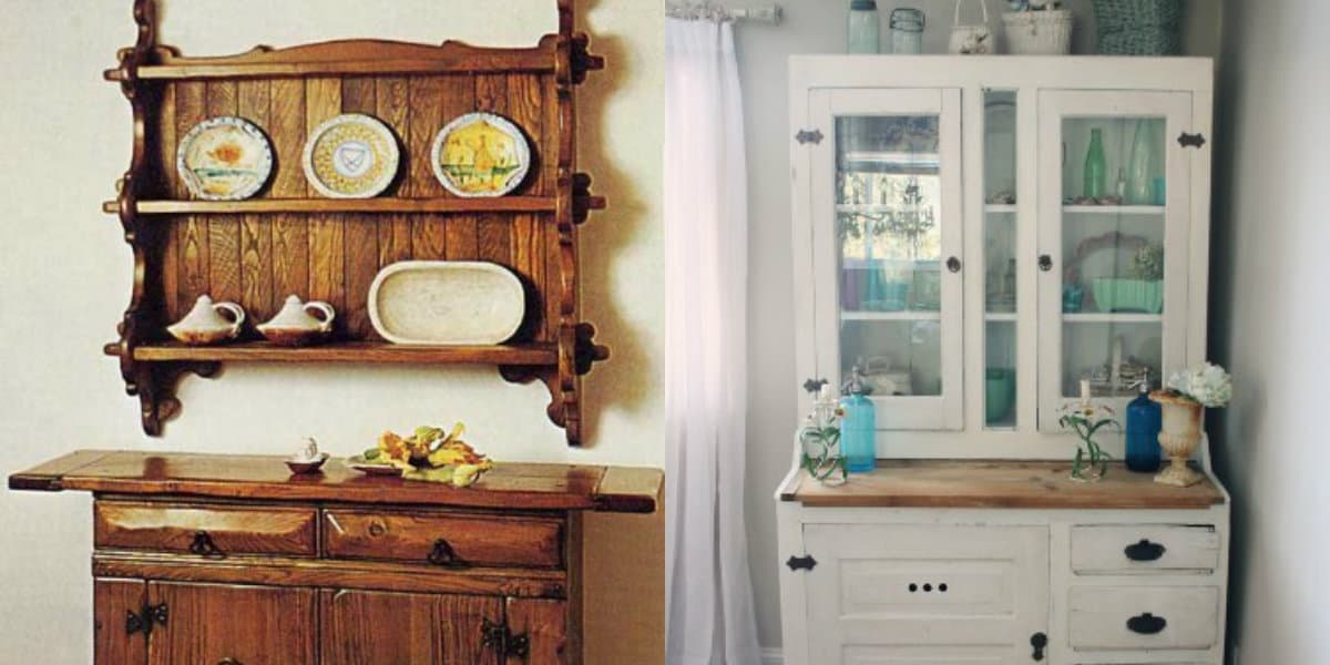Мебель в стиле Кантри: мебель для кухни