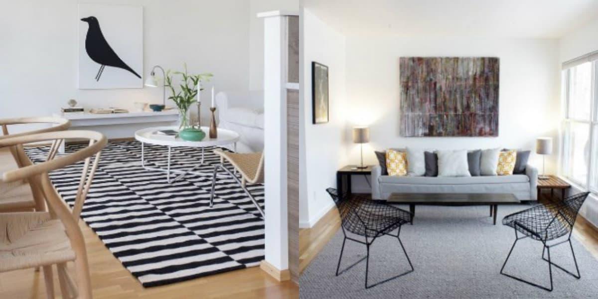 Скандинавский стиль в интерьере : мебель