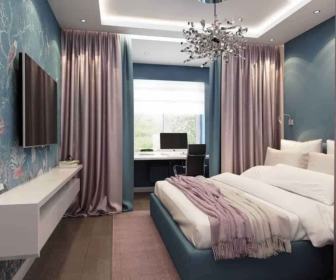 спальня-в-классическом-стиле-фото