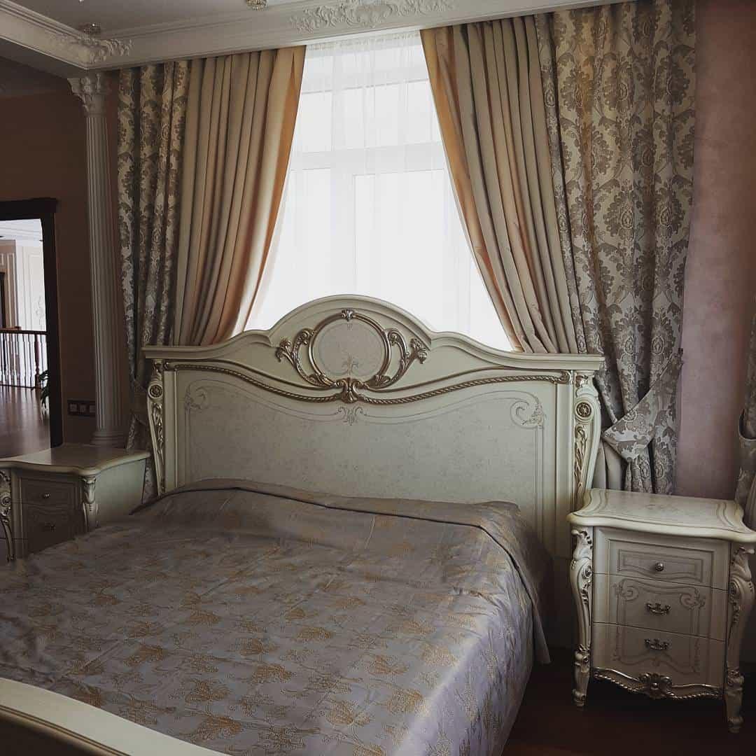 спальня-в-классическом-стиле