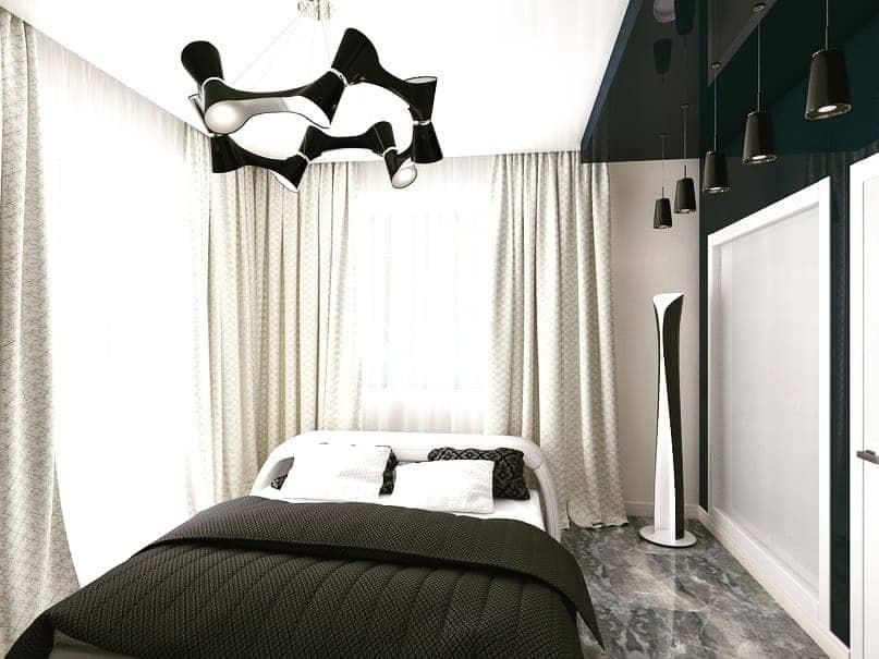 спальня-в-стиле-хай-тек