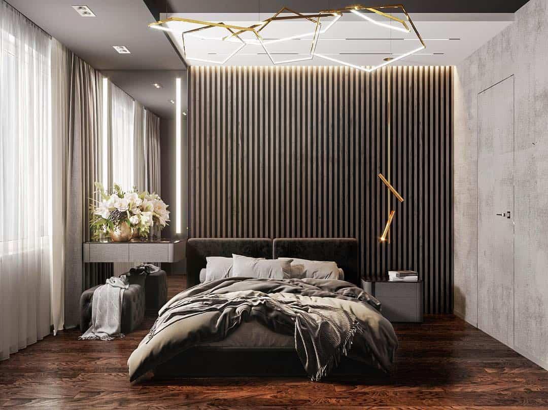 спальня-хай-тек-фото