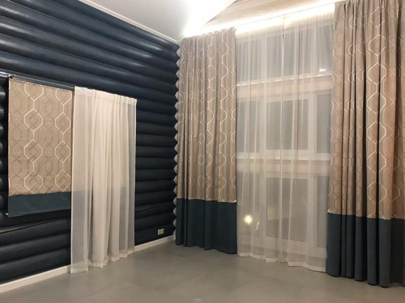 шторы-в-деревенском-стиле