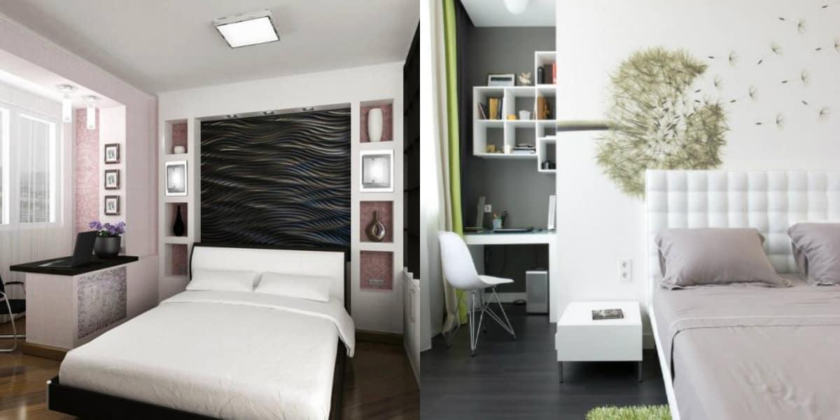 Комната в стиле минимализм: декор
