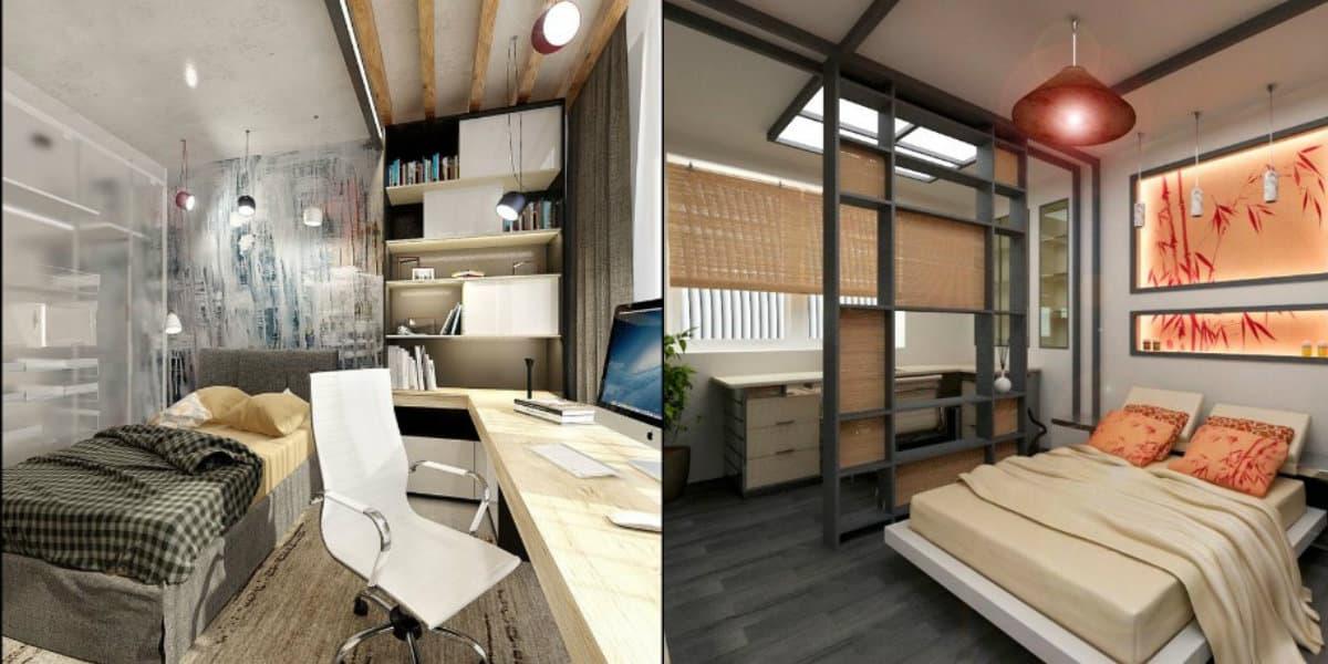 Комната в стиле минимализм: японский дизайн