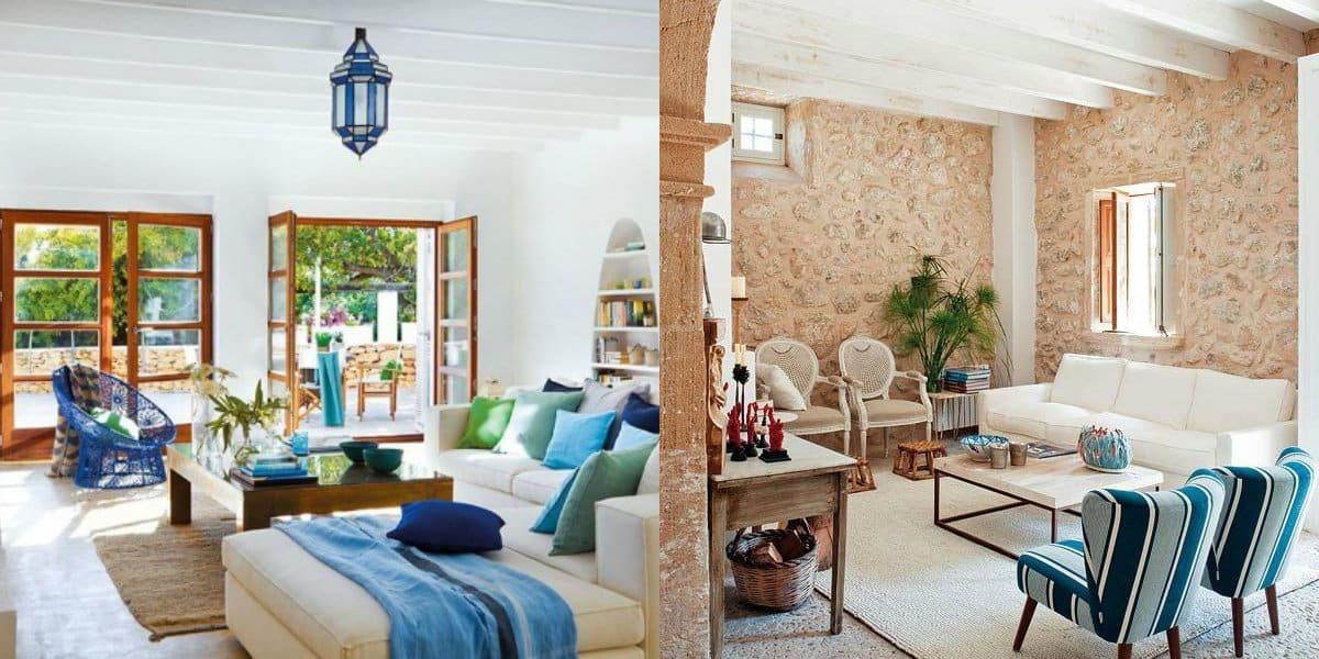 Итальянский стиль в интерьере: Средиземноморский дизайн