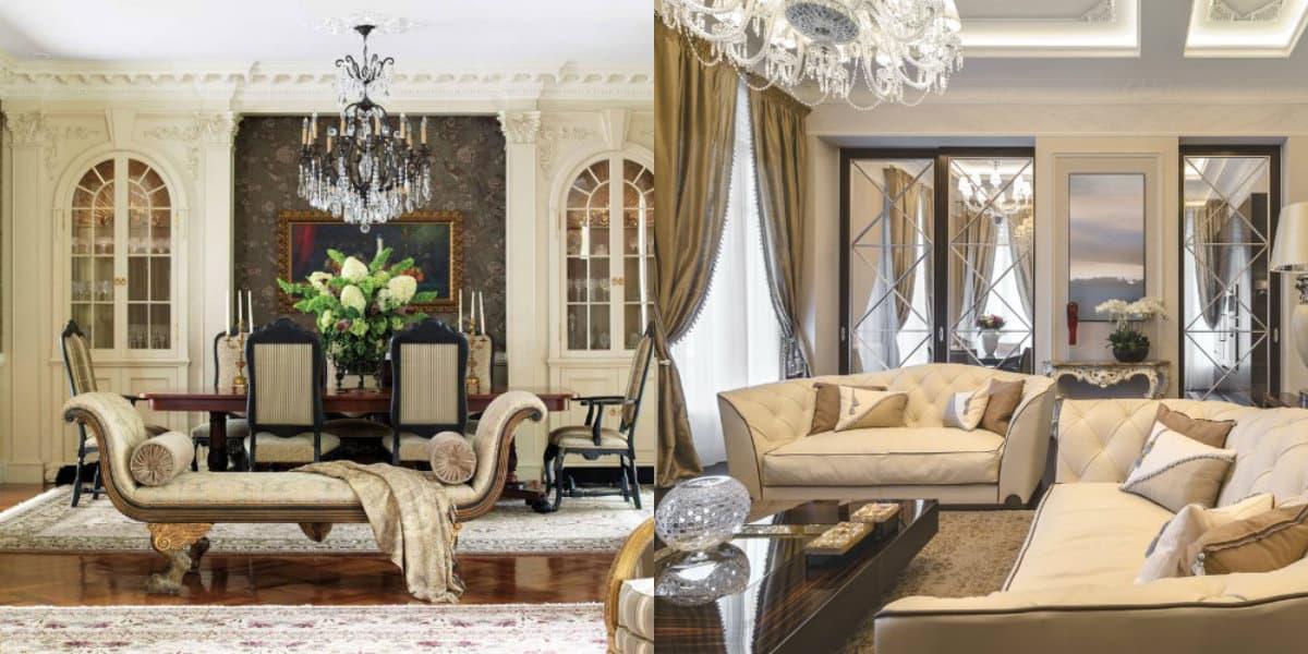 Итальянский стиль в интерьере: классический дизайн