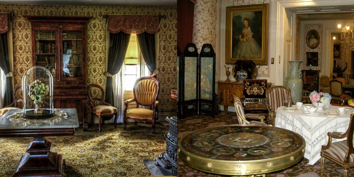 Квартира в английском стиле: викторианский дизайн