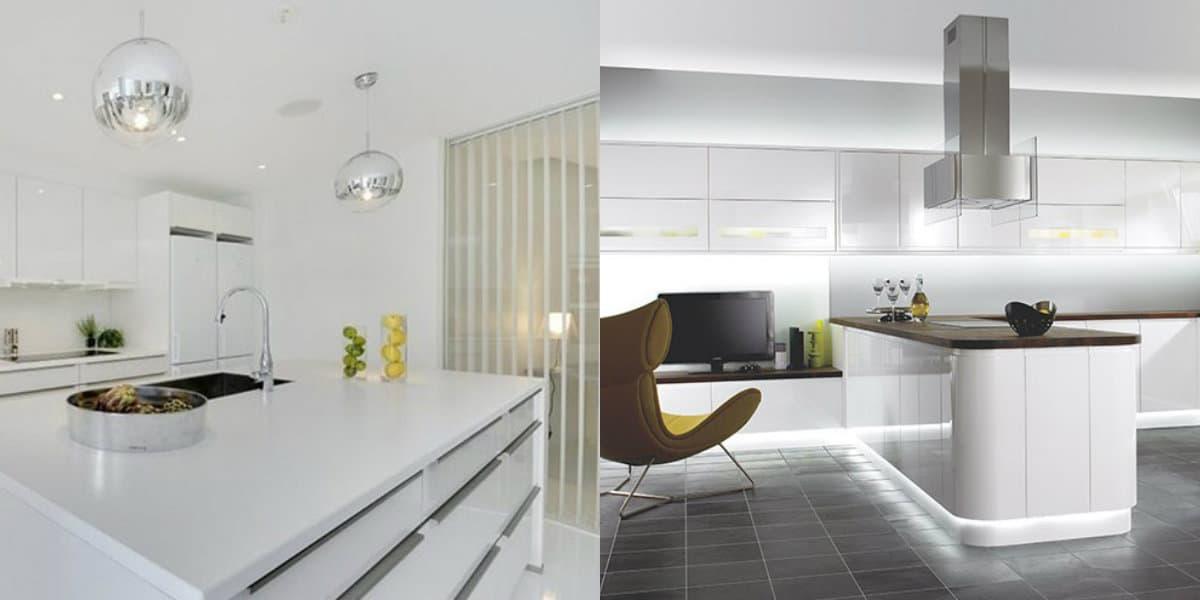 Квартира в стиле Минимализм: кухня