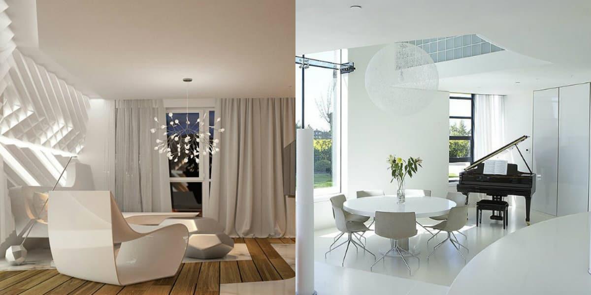 Квартира в стиле Минимализм: мебель