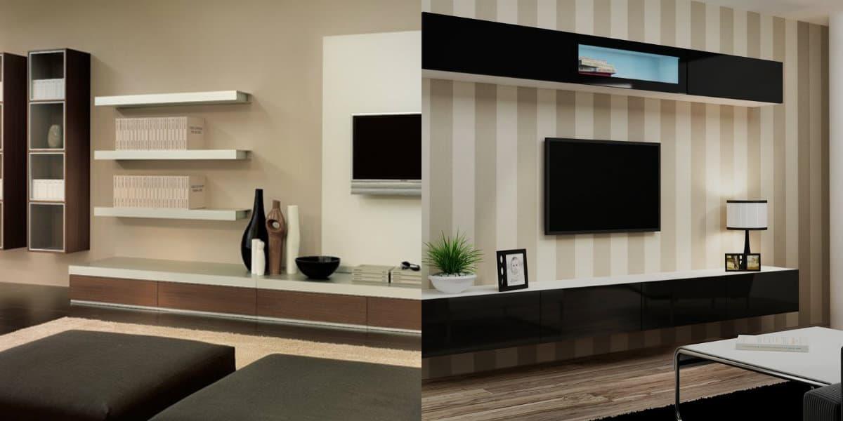 Мебель в стиле минимализм: консоли