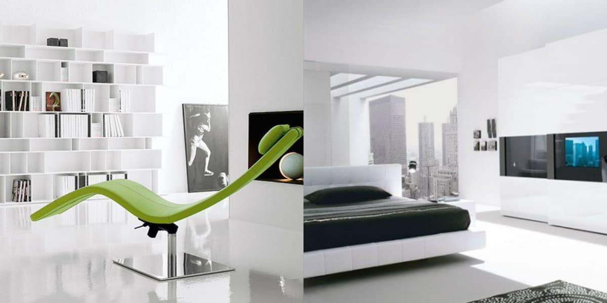 Мебель в стиле хай тек : эргономичное кресло