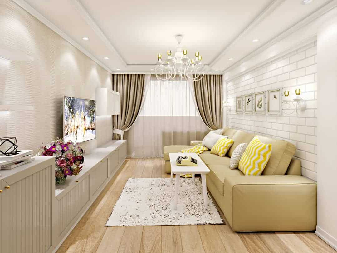 гостиная-в-стиле-прованс-фото