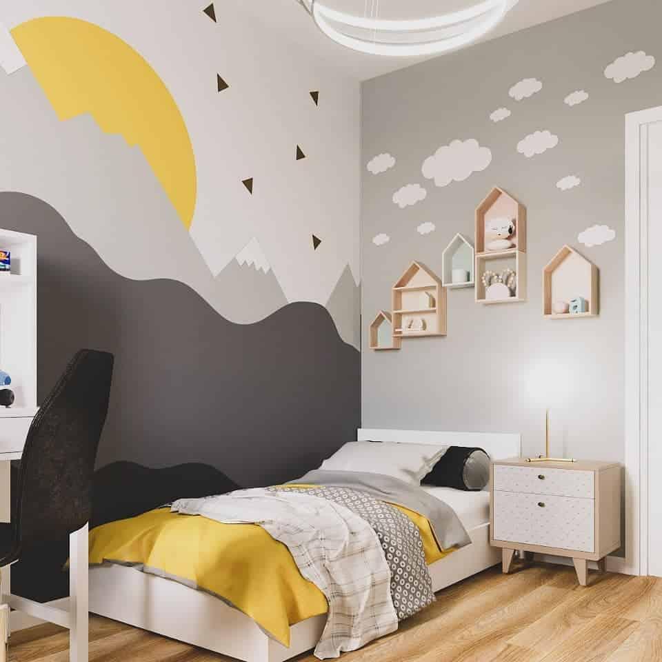 детская-комната-в-английском-стиле