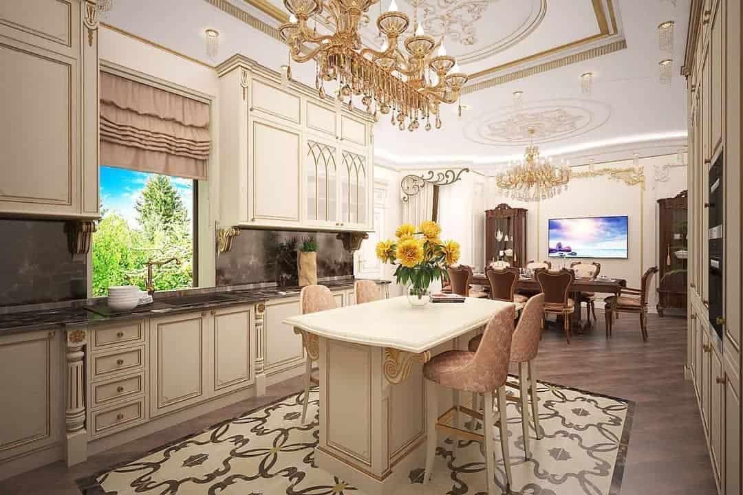 дизайн-квартиры-в-стиле-хай-тек