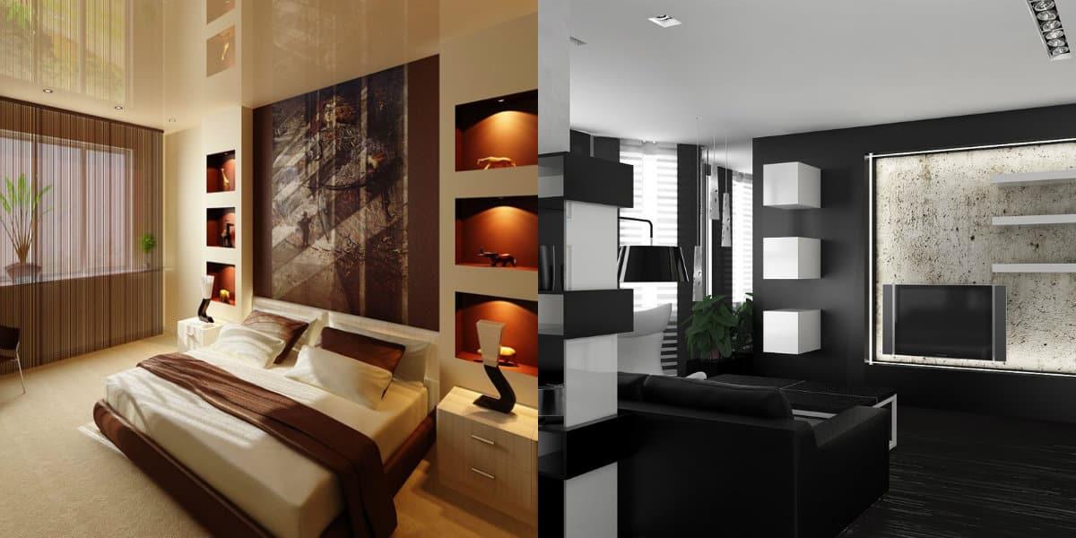 Дизайн квартиры в стиле хай тек: гаджеты