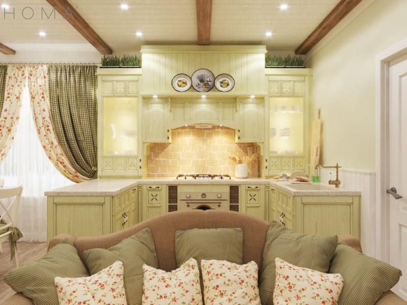интерьер-гостиной-в-стиле-прованс