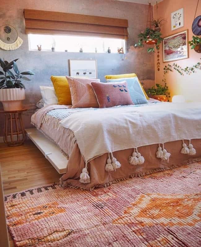 интерьер-маленькой-комнаты-фото