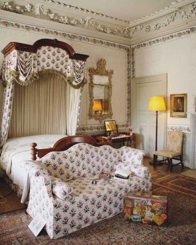 спальня-в-английском-стиле