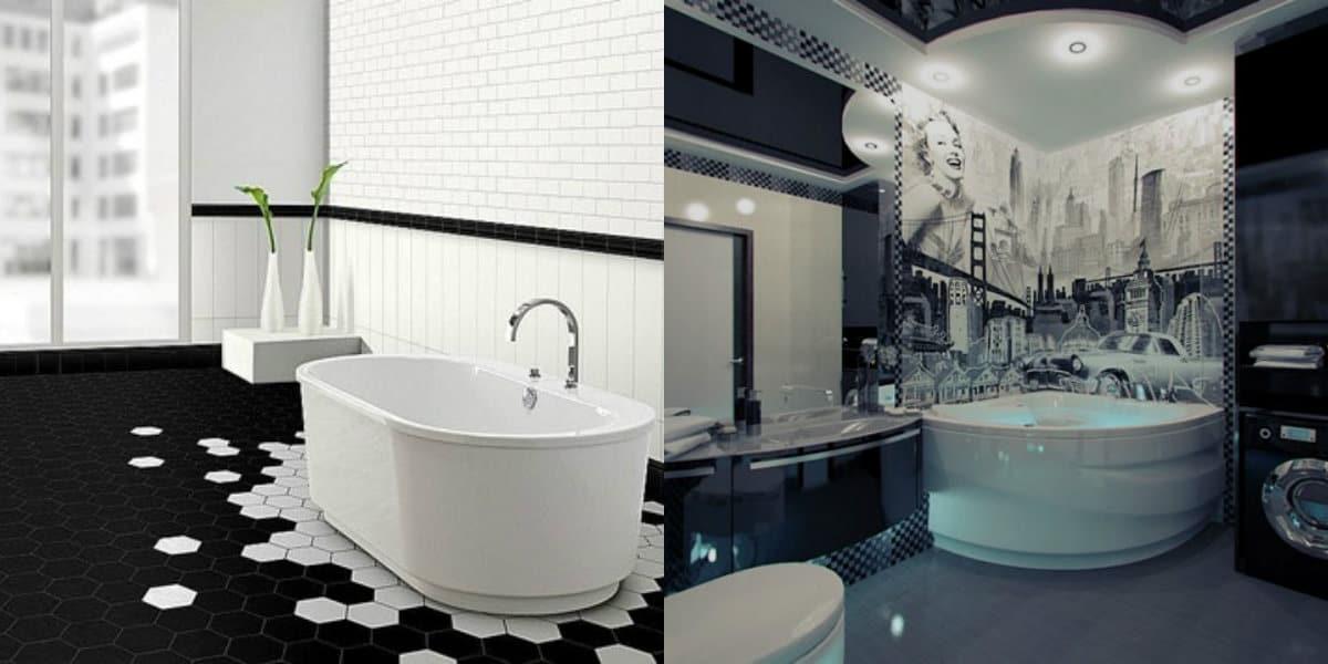 ванная комната 2019: минимализм