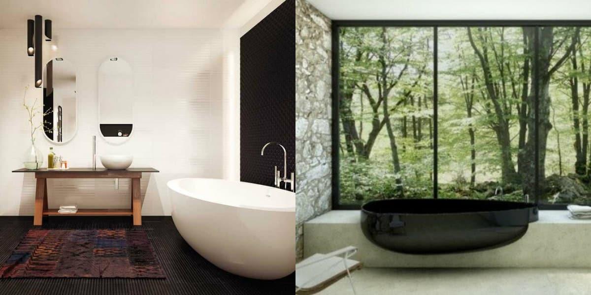 ванная комната 2019: этно-дизайн