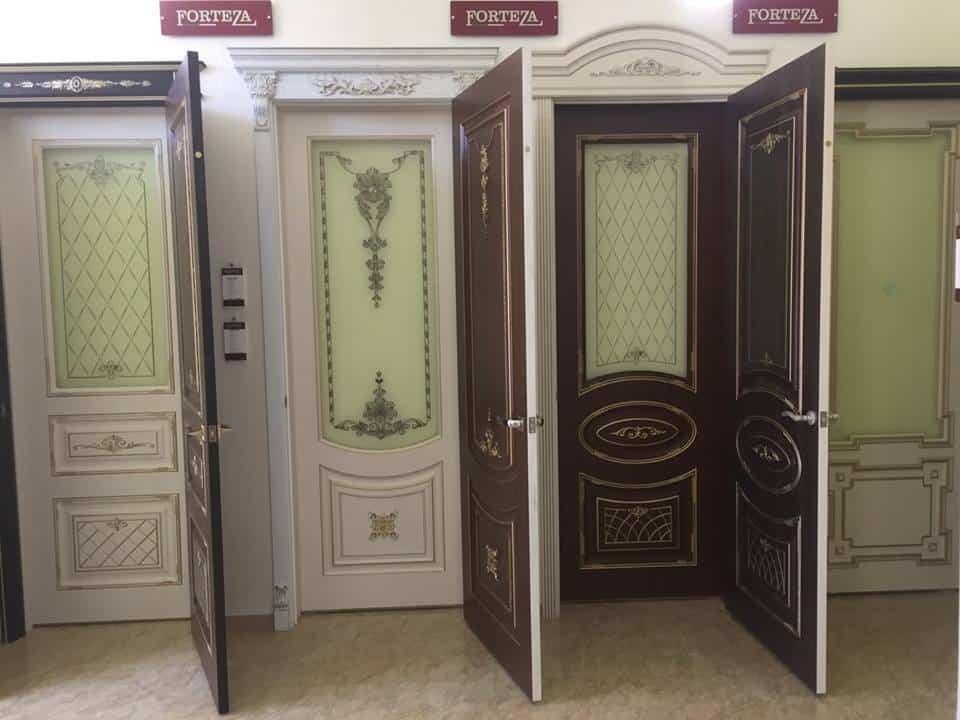 Двери-2019-фото