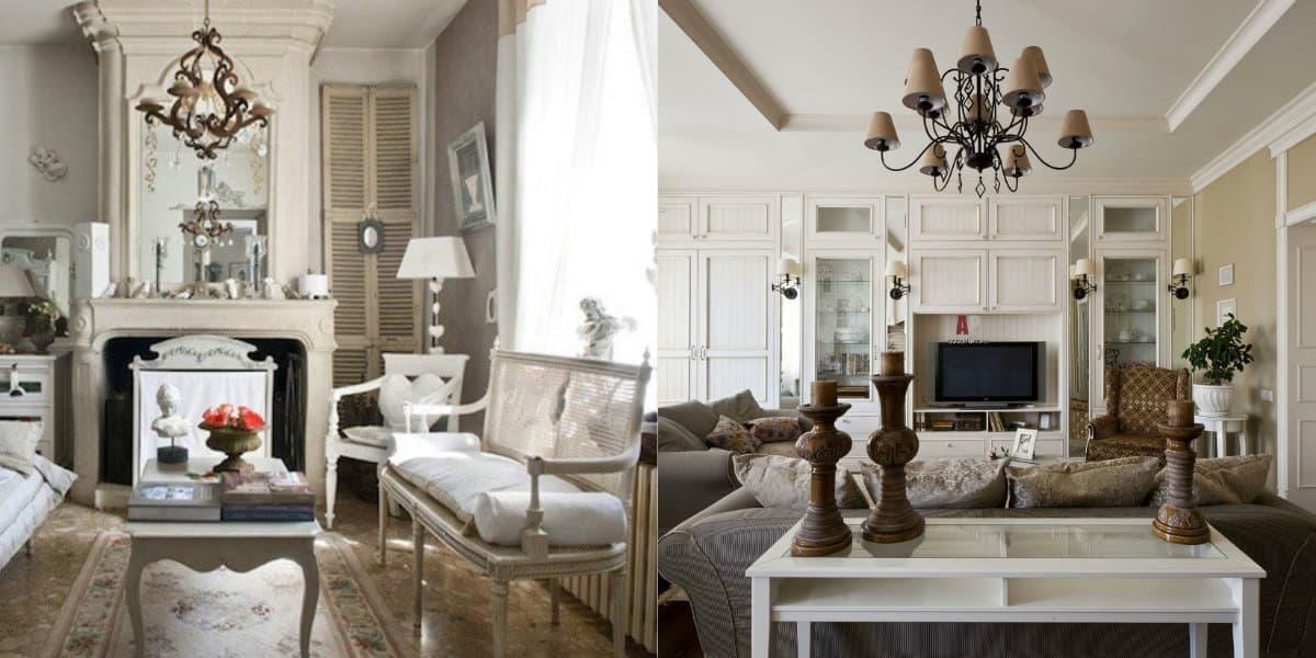 Квартира в стиле Неоклассика: камин