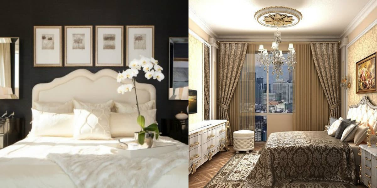 Спальня в стиле Неоклассика: изысканность, элегантность и комфорт