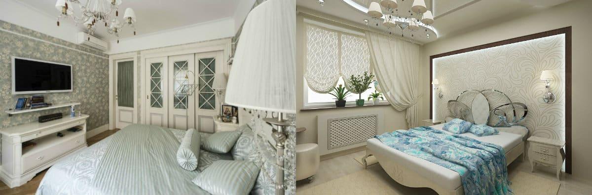 Спальня в стиле Неоклассика: мебель