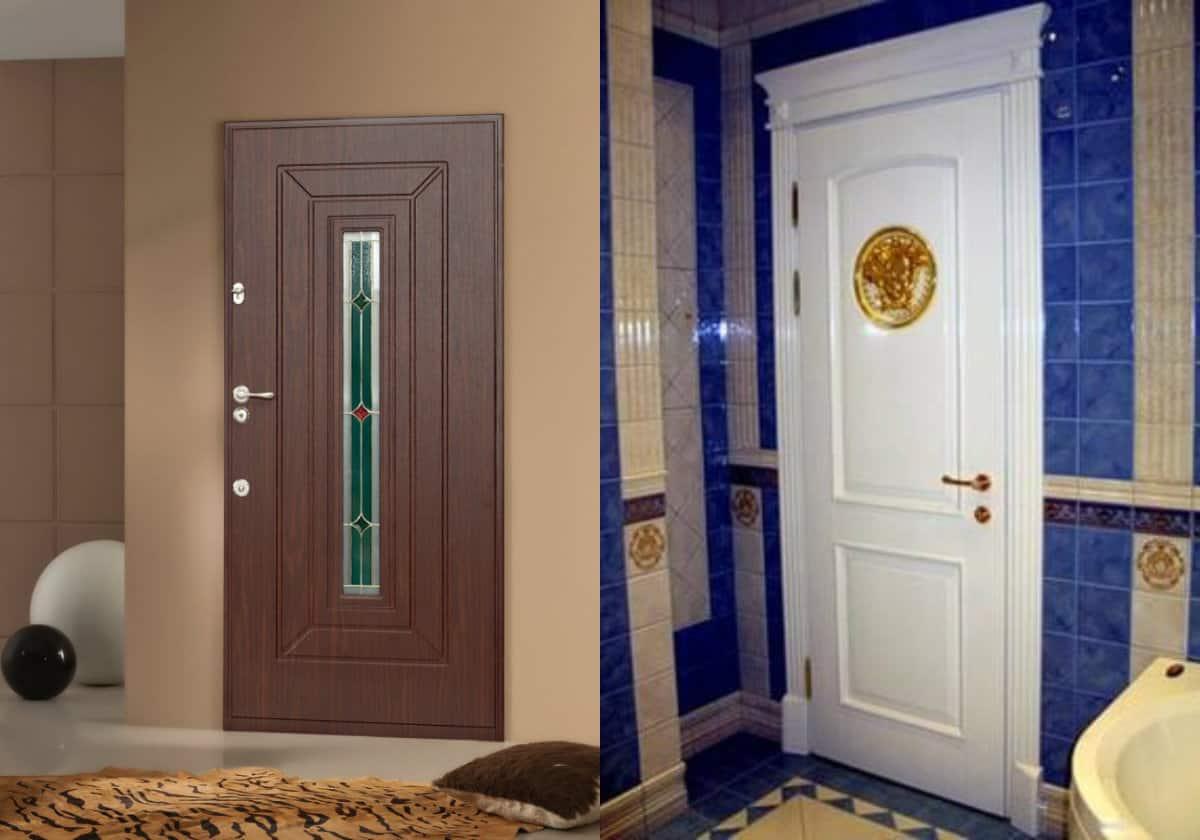 Двери 2019 со вставкой