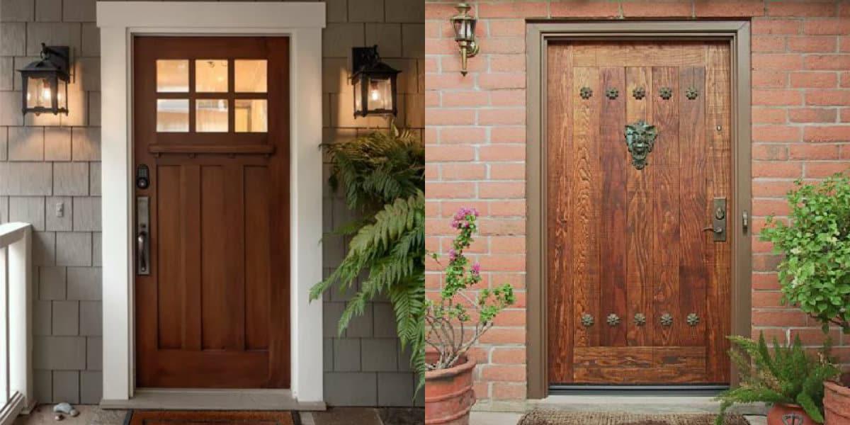 Двери 2019: дизайн