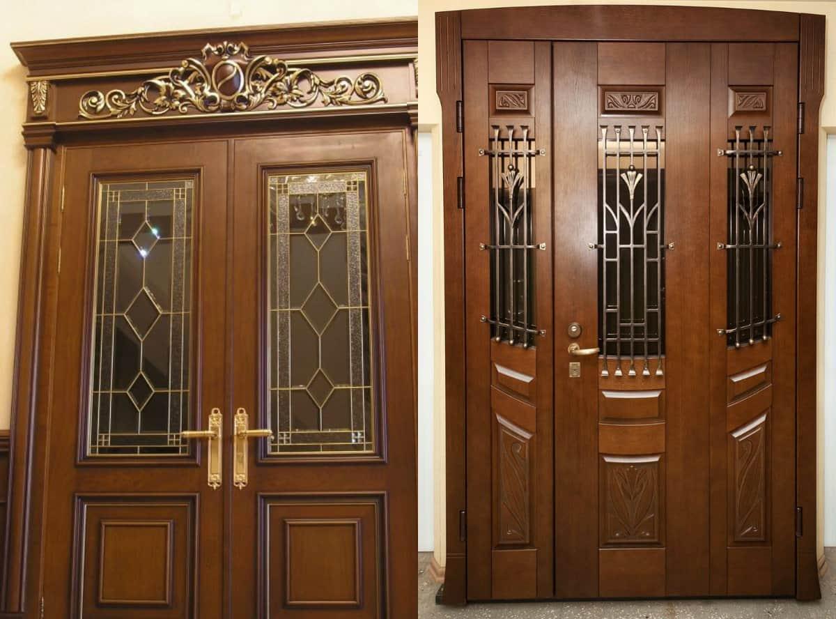 Двери 2019: 3Д-дверь