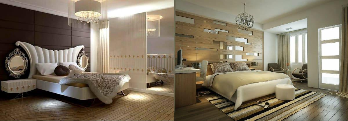 Дизайн спальни 2019 : неоклассика