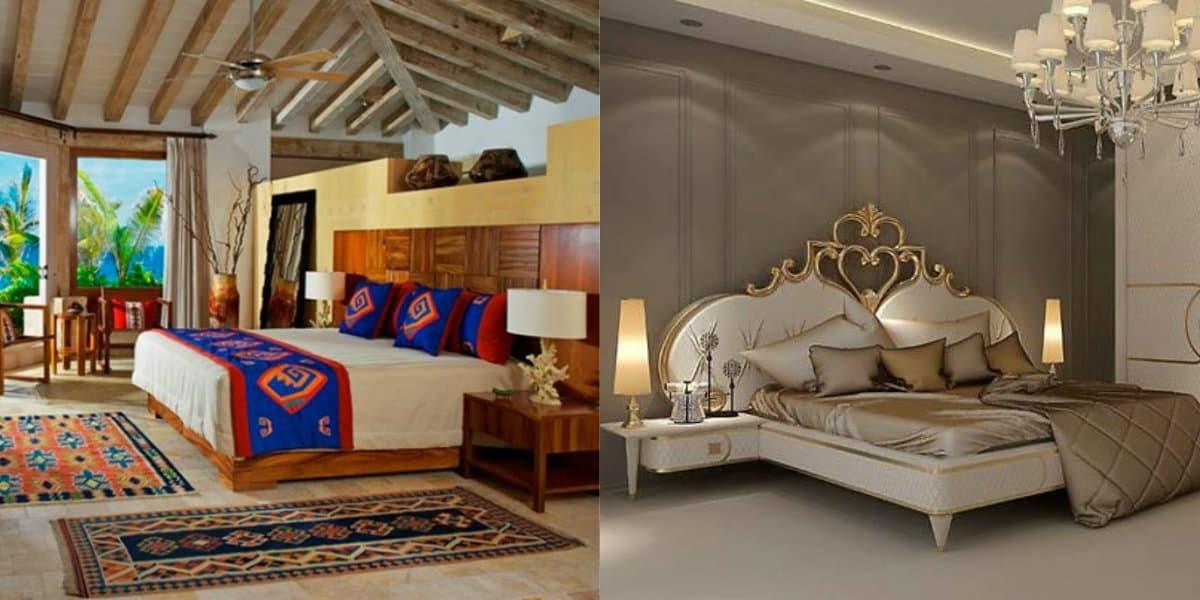 Дизайн спальни 2019 : стиль