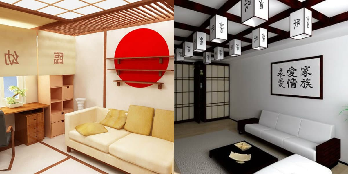 Интерьер в восточном стиле: минимализм