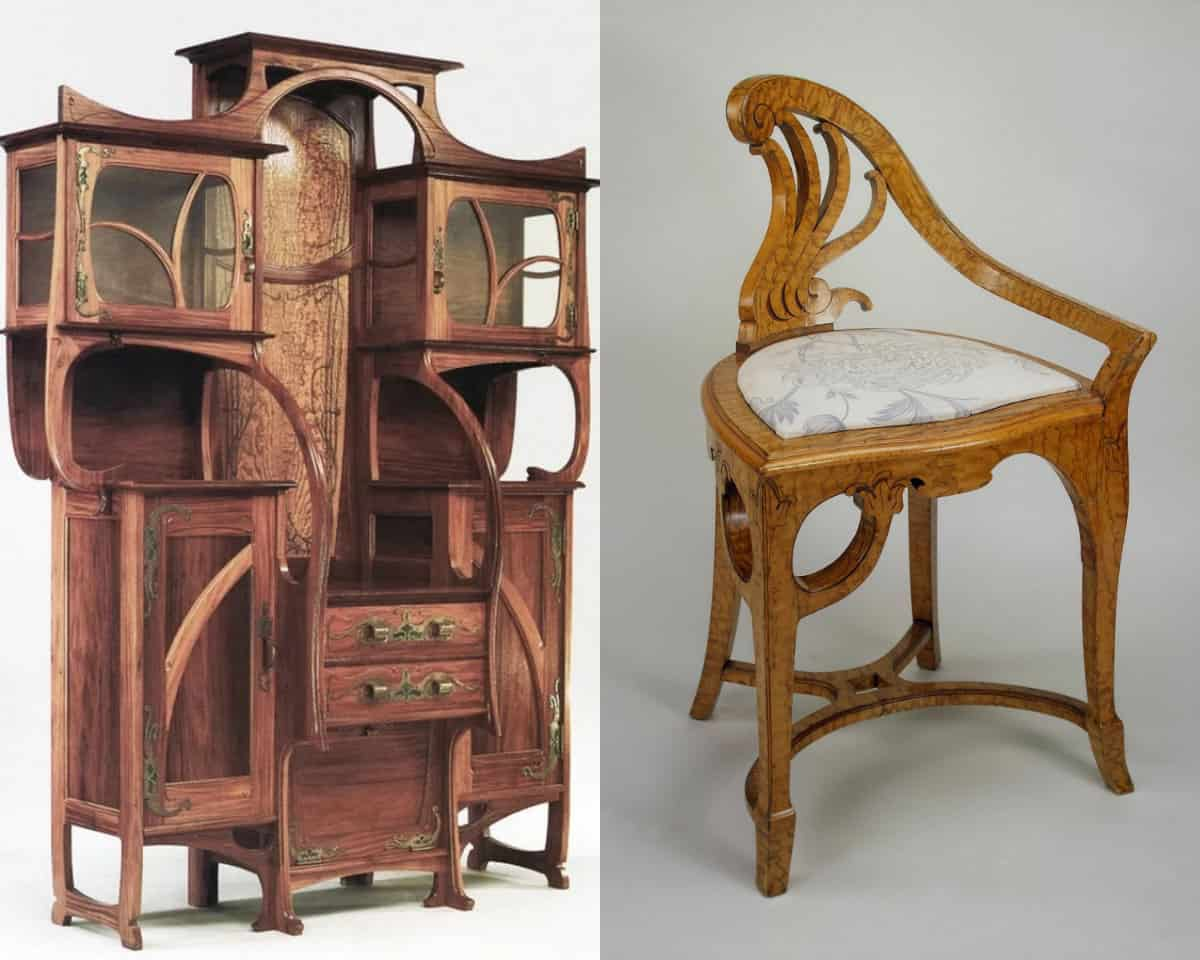 Мебель в стиле Модерн: кресло