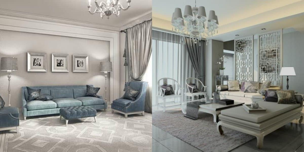 мебель в стиле неоклассика: мягкая мебель