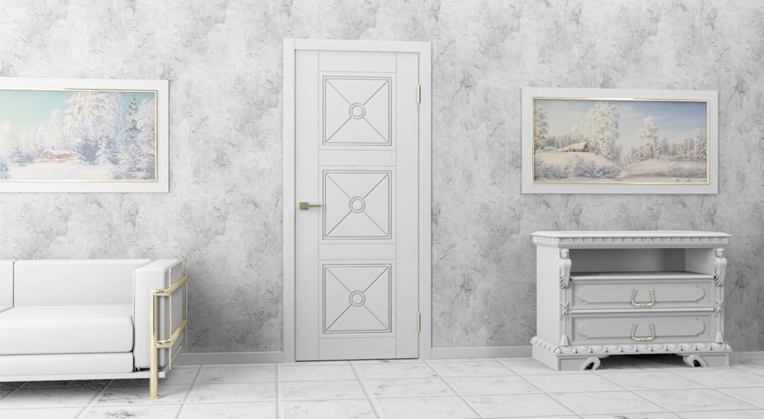 модные межкомнатные двери 2020