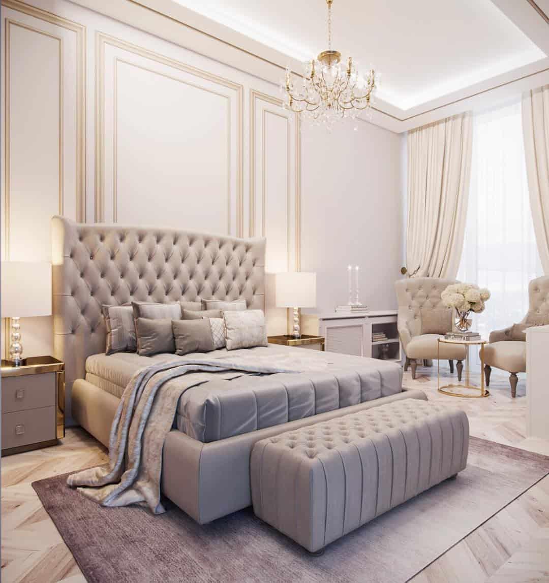 спальня-в-стиле-неоклассика-фото